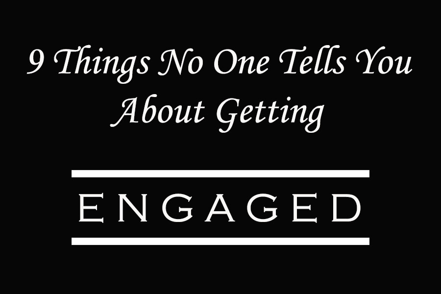 The+Reality+of+Being+Engaged!