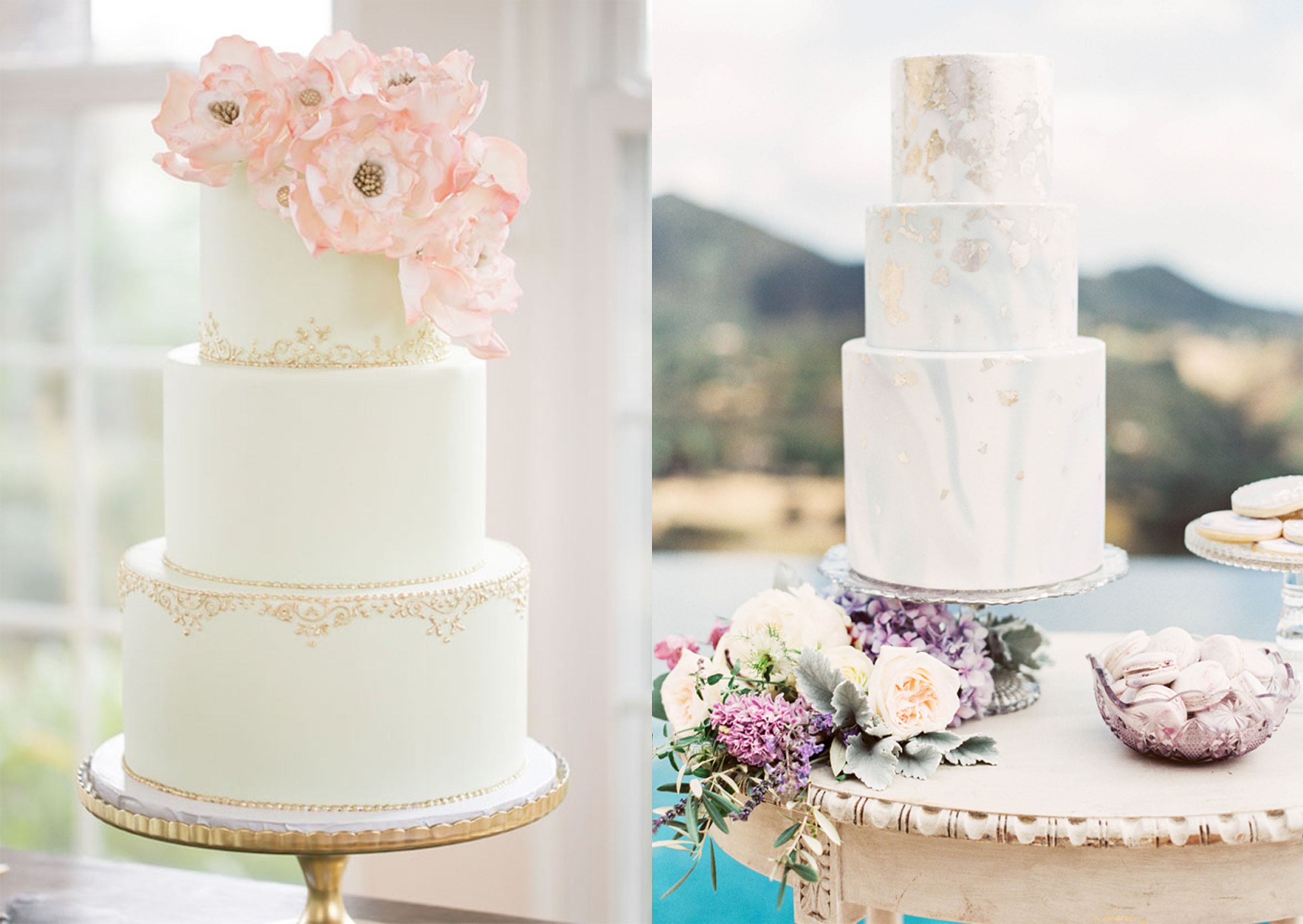 Our Wedding Cake | Style Souffle