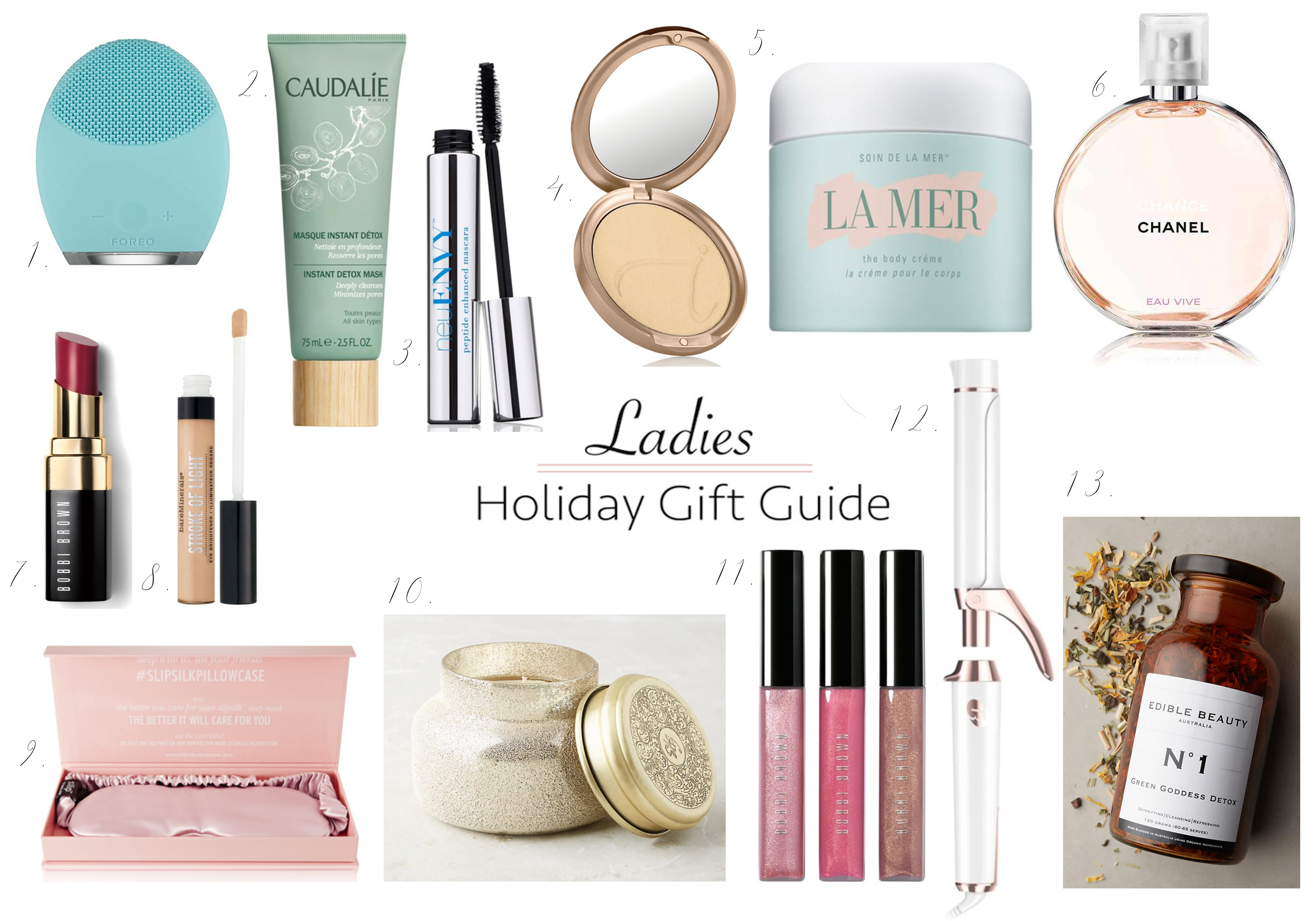 Ladies 'Beauty' Gift Guide
