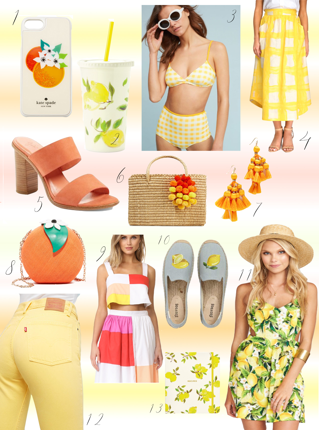 Trend Alert: Citrus Crush